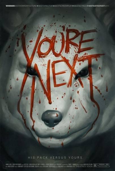 """""""You're Next"""" kommer i biografen til efteråret"""