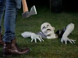 The Zombie of Montclair Moors