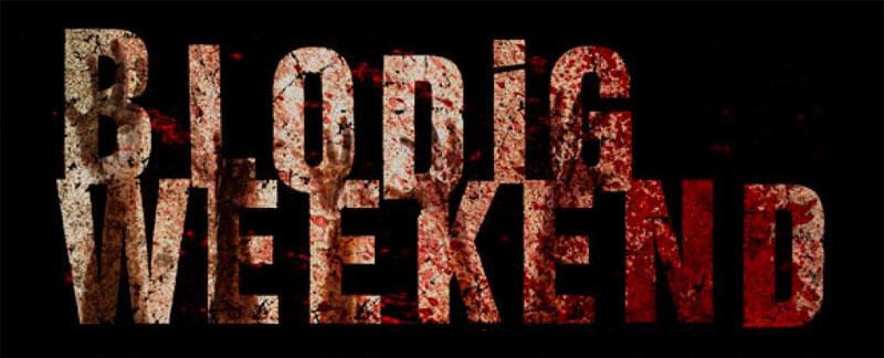Se 'Evil Dead' ved Blodig Weekend 2013