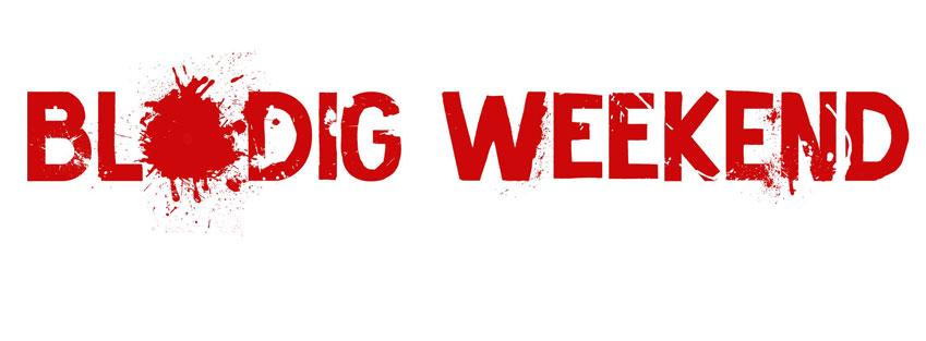 Blodig Weekend programmet 2013 er klar