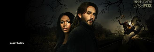 Sleepy Hollow kommer på TV3