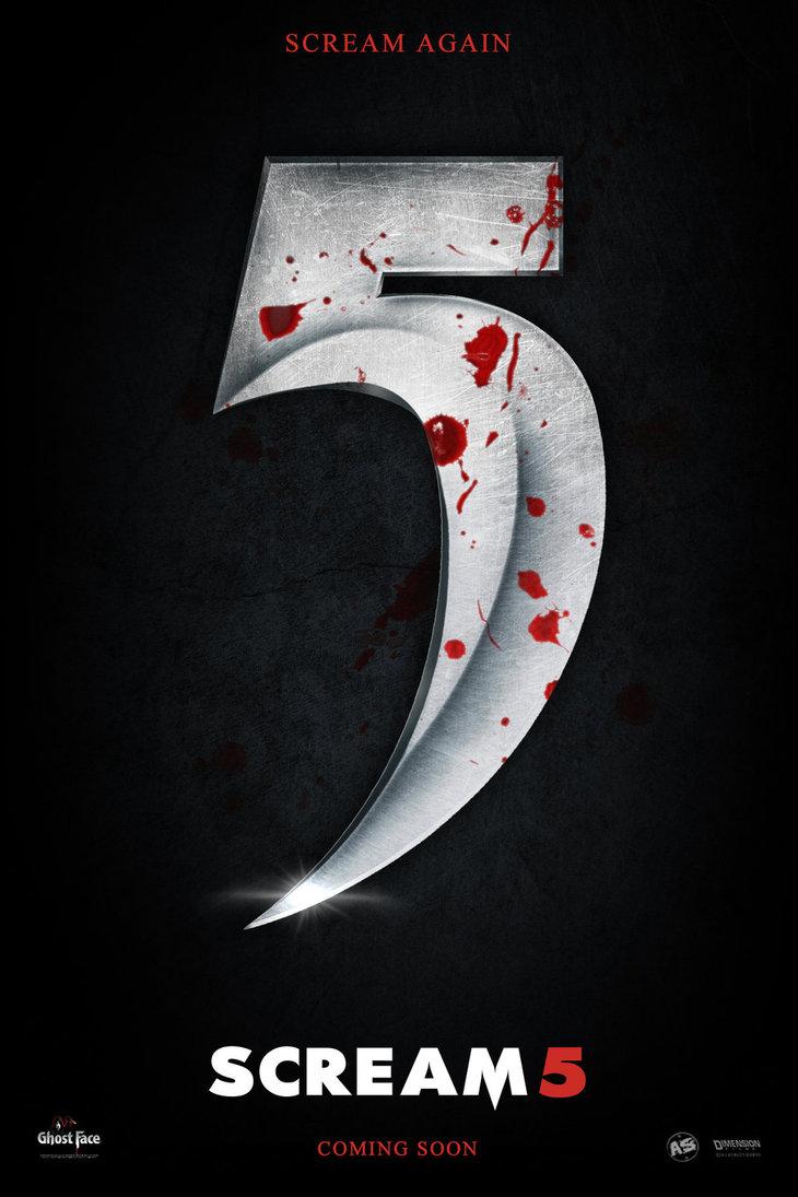 Scream 5 bliver den sidste film i serien