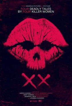 XX (2017) gyserfilm