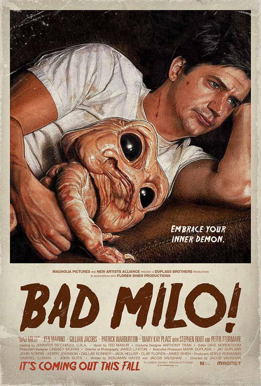 Bad Milo! (2014)