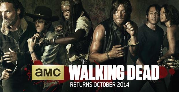 Trailer til Walking Dead sæson 5