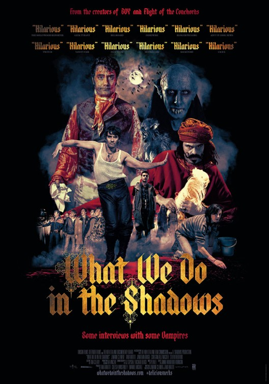 What We Do in the Shadows (6/6)