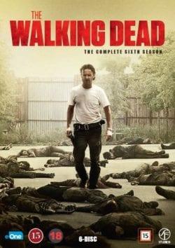 Køb The Walking Dead - Sæson 6 (6 disc)