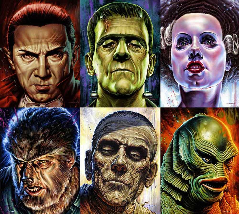Universal vil lave monsterfilm uden horror