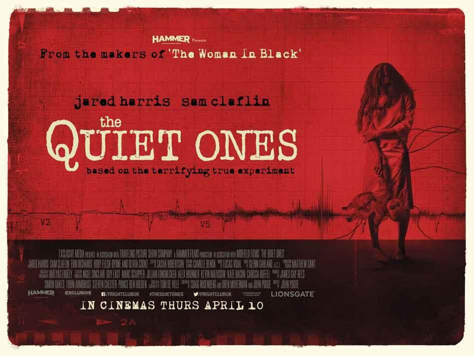 The Quiet Ones (3/6)