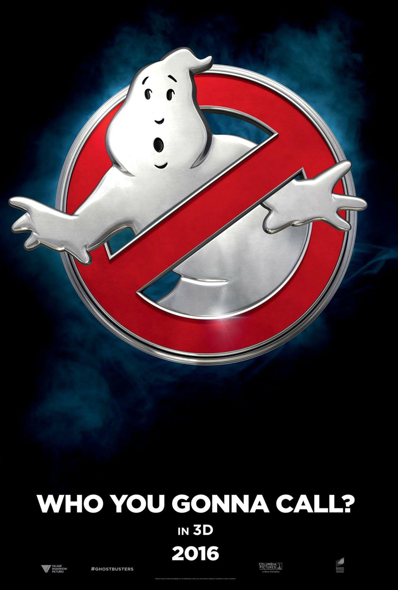 Ghostbusters (2016) traileren er landet!