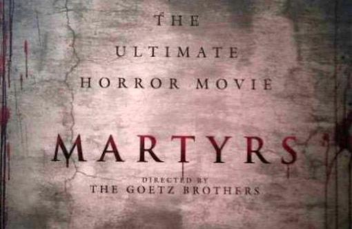 Martyrs genindspilning allerede filmet?!