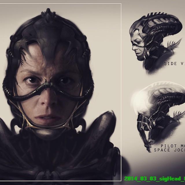 Neill Blomkamp instruerer den næste Alien-film!