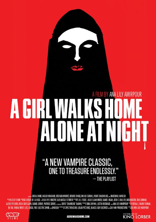 A Girl Walks Home Alone at Night (4/6)