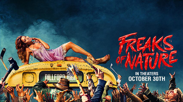 Freaks of Nature (4/6)