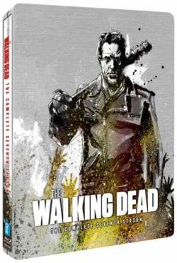 The Walking Dead - Sæson 7 - Limited Steelbook (Blu-ray)