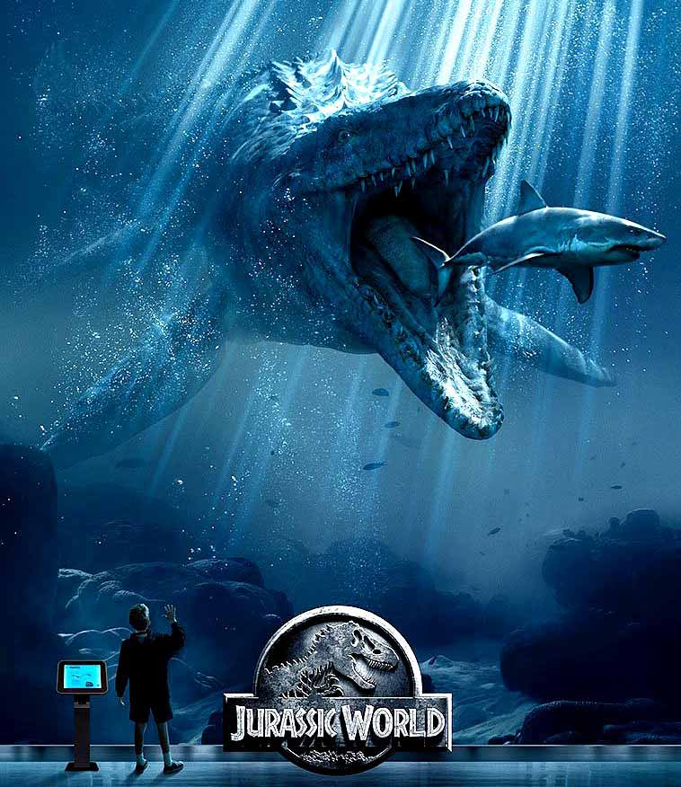 Jurassic World (4/6)