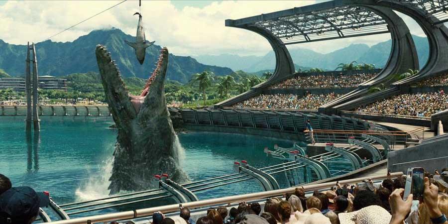 Jurassic World – Anmeldelse