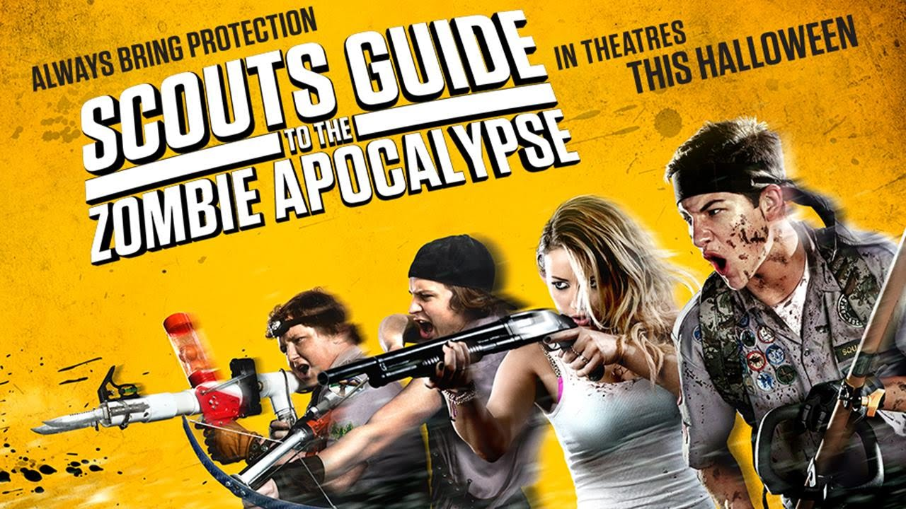 Scouts Guide to the Zombie Apocalypse (5/6)