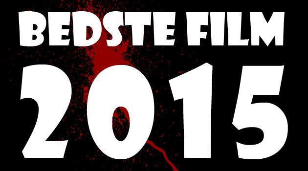 De bedste horrorfilm i 2015