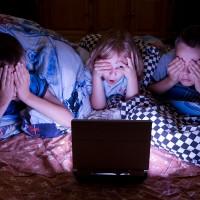 Hvornår kan børn se gyserfilm?