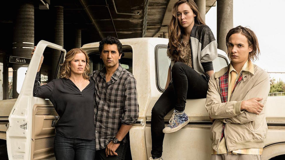 Fear The Walking Dead sæson 2 er her snart