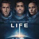 Life (2017) sci-fi gyser