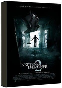 Køb Nattens Dæmoner 2 dvd