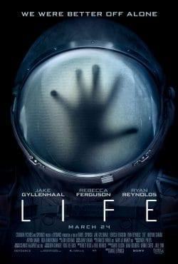Life (2017) sci-fi thriller