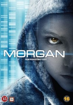 Morgan (2017) DVD
