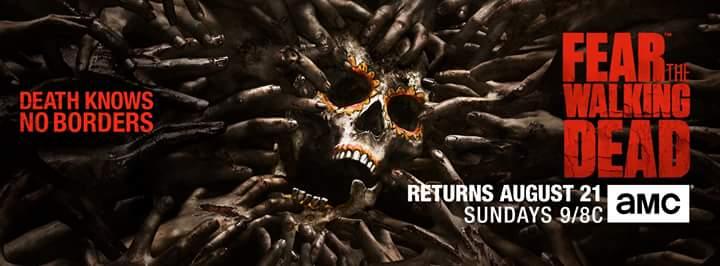 'Fear The Walking Dead' sæson 2 starter 22/8 på HBO Nordic