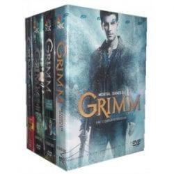 Grimm - Sæson 1-5 (29 disc)