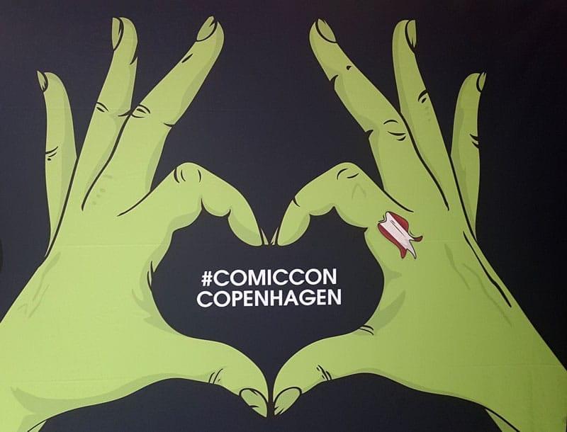 Comic Con Copenhagen 2016 – Ret fantastisk, men plads til forbedring