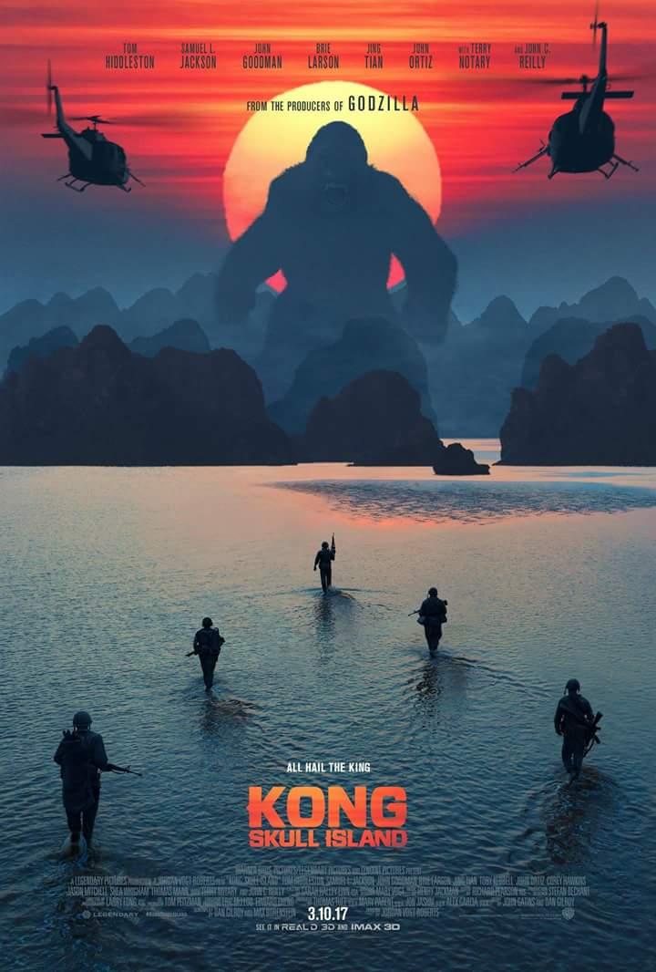 Kong: Skull Island (5/6)
