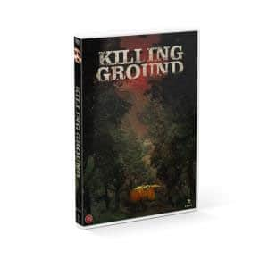 Killing Ground DVD