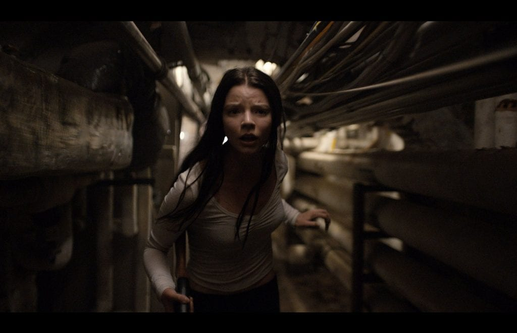 Split anmeldelse - M Night Shyamalan - Anya Taylor-Joy