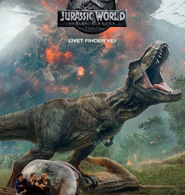 Jurassic World 2: Fallen Kingdom (4/6)
