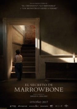 Marrowbone (2017) gyserfilm