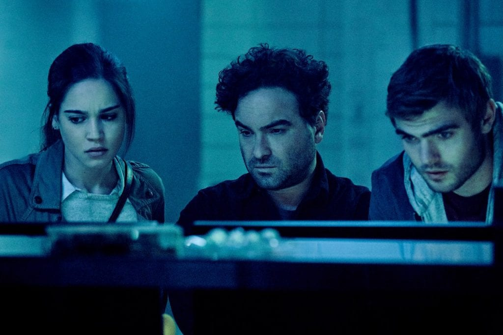 Rings anmeldelse - The Ring 3 - Johnny Galecki, Alex Roe og Matilda Lutz