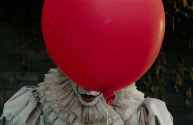 it – pennywise ballon