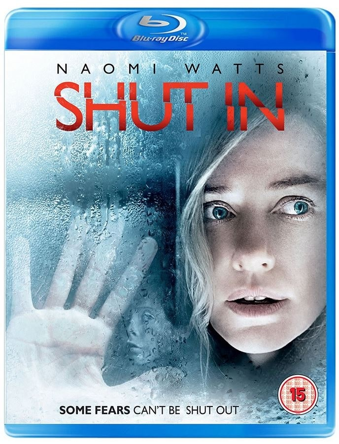 Shut In Blu-ray
