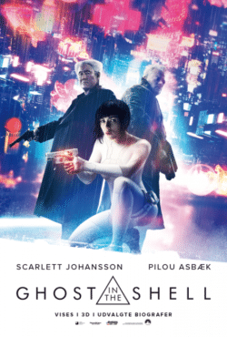 Ghost in the Shell - Plakat