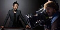 Alexandre Aja og James Wan