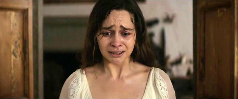 Voice From the Stone - Emilia Clarke