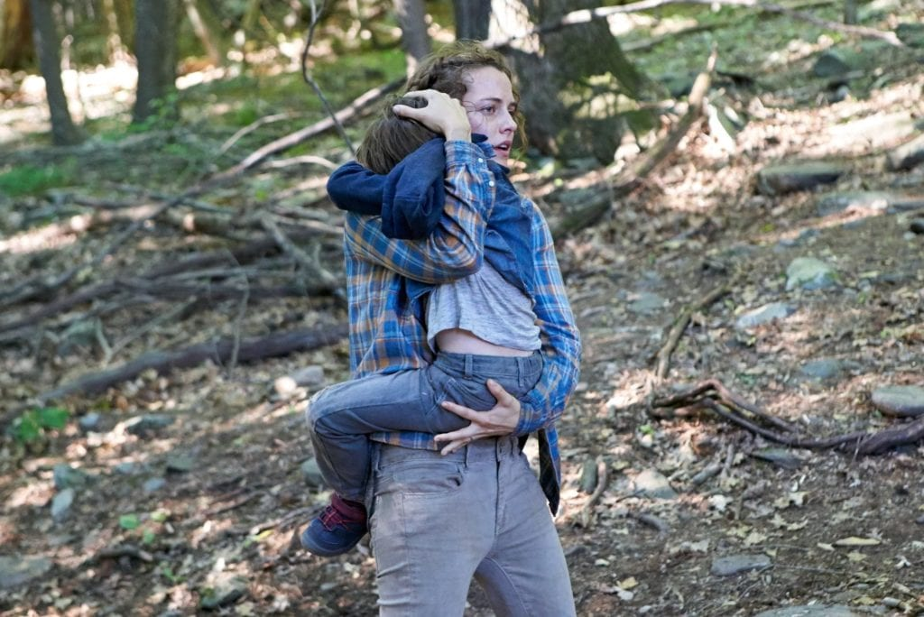 It Comes at Night anmeldelse - Riley Keough