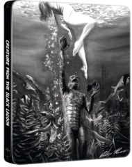 Creature From the Black Lagoon – limited steelbook blu-ray