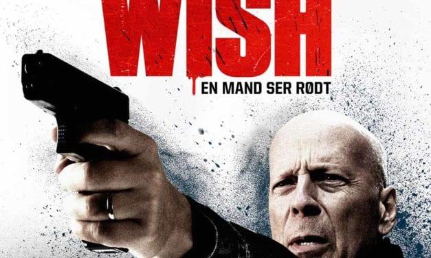 Death Wish – En mand ser rødt (2018)