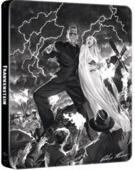 Frankenstein – limited steelbook blu-ray