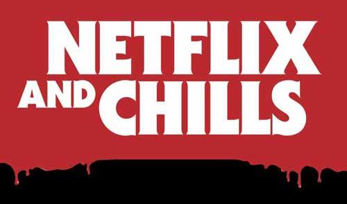 Gyserfilm på Netflix