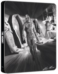 The Mummy – limited steelbook blu-ray
