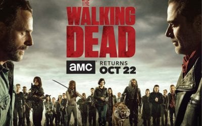 The Walking Dead sæson 8 er på vej!